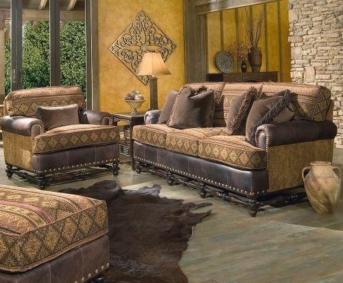 Valencia Sofa Www Kinghickory Com Rustic Leather Sofa Family Room Furniture Furniture