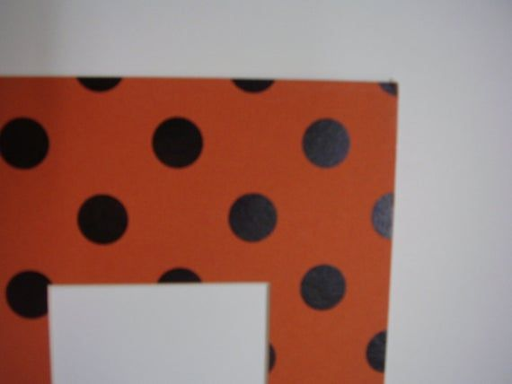 One (1)  paper mat for picture framing or scrap booking. Designer Print Mats 8