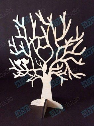 Основы своими руками дерево