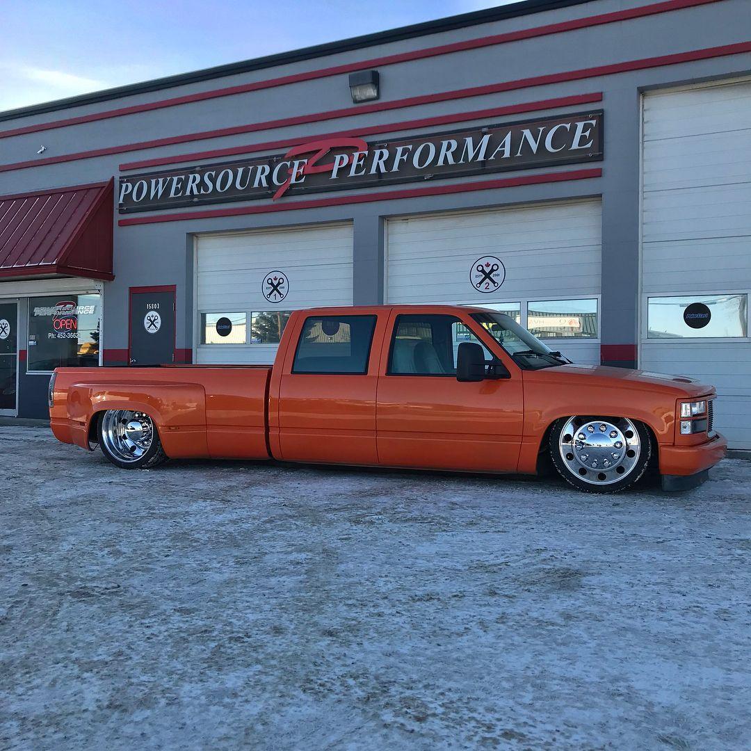 Gmc Crew Cab Dually Chevy Pickup Trucks Chevy Trucks Dually Trucks