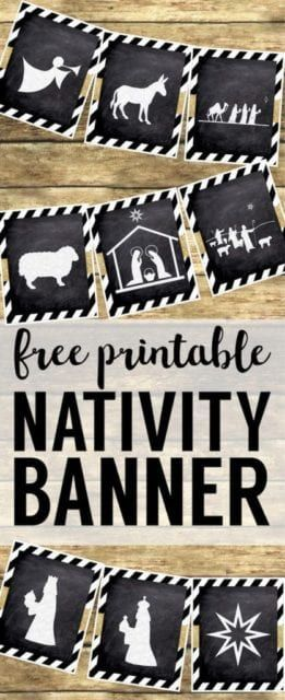 25 Best Christmas Nativity Crafts for Kids in Your ...