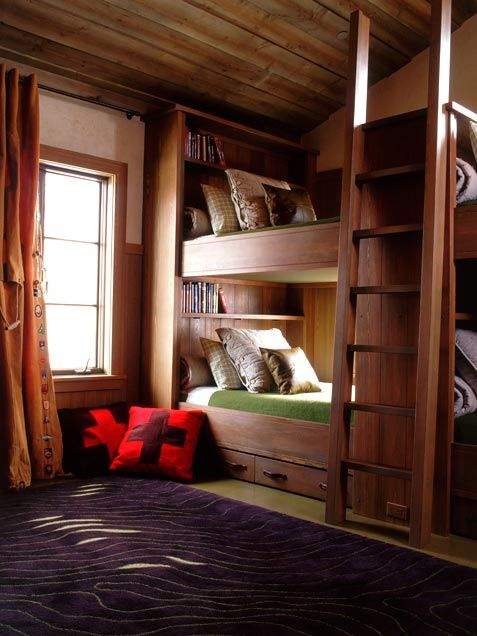 Home: Decorating Ideas, Home Improvement, Cleaning U0026 Organization Tips |  Kids Rooms, Cozy And Bunk Rooms