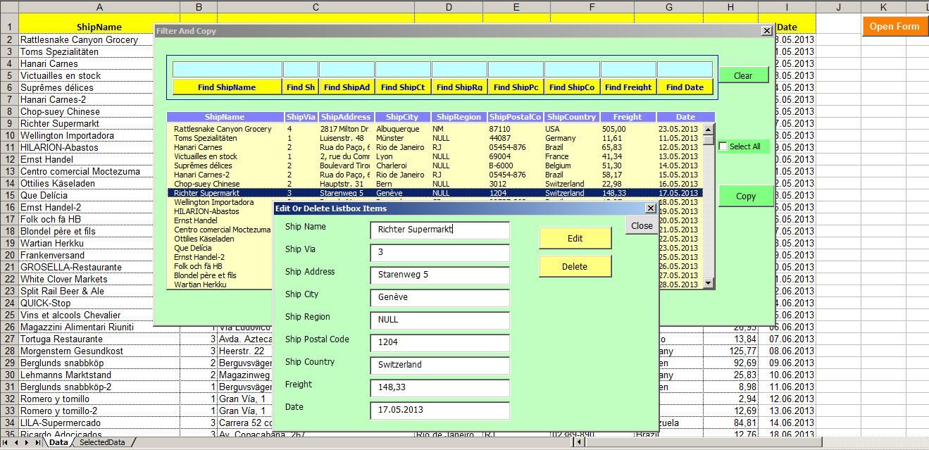 200 best Excel Tutorials and Excel Advanced Templates images on ...