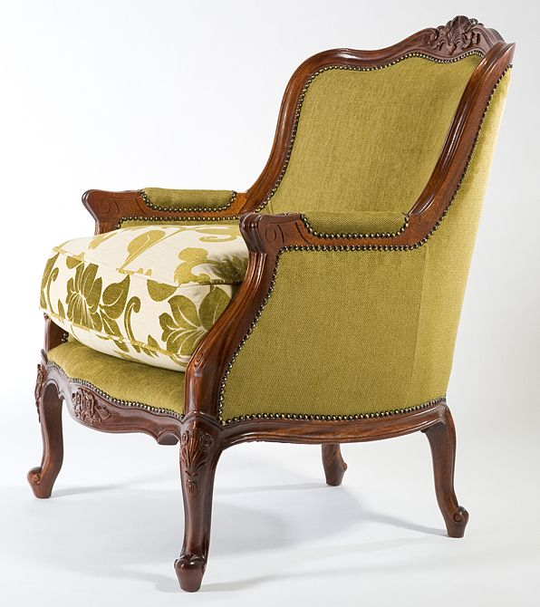Louis Salon Tub Chair A Hugely Popular French Tub Chair With Floral