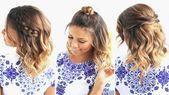 Acconciature di lusso Capelli di media lunghezza – frisuren 2020 – #Frisuren #hair #hairstyl …