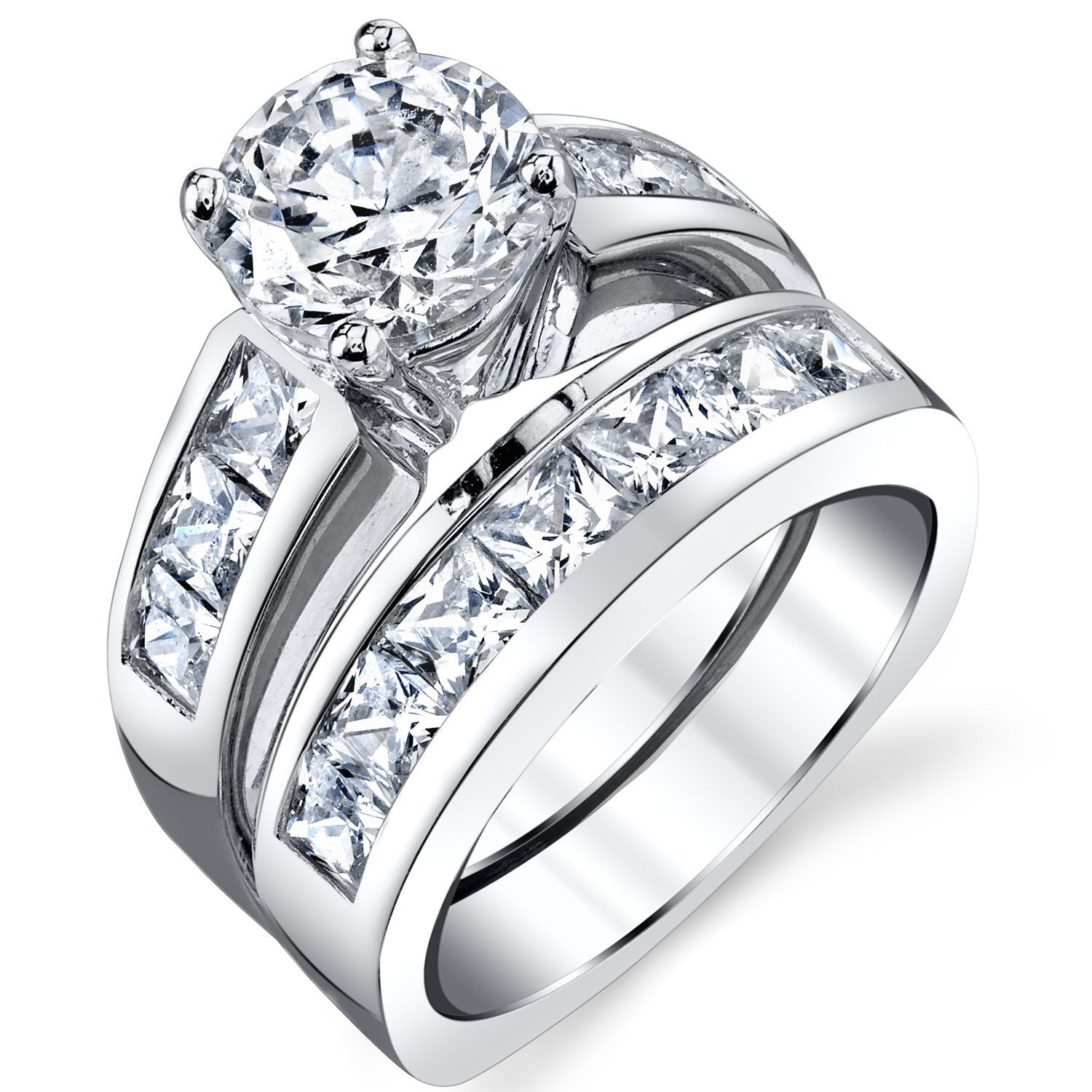 Pin On Round Engagement Rings