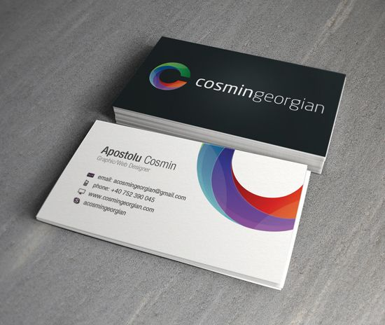 30 Professional Business Card Designs Cheap Business Cards