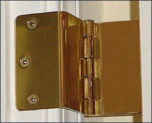 Offset Door Hinges Bedrooms Handicap Accessible Home
