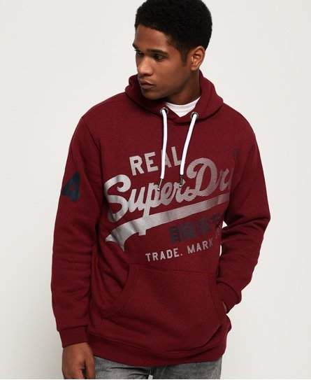 Pull capuche superdry xl
