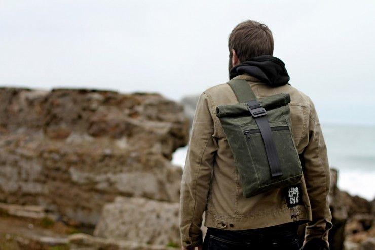 Redux Slingpack by Modern Industry - (SILODROME) | Fossil Fuelled Machines