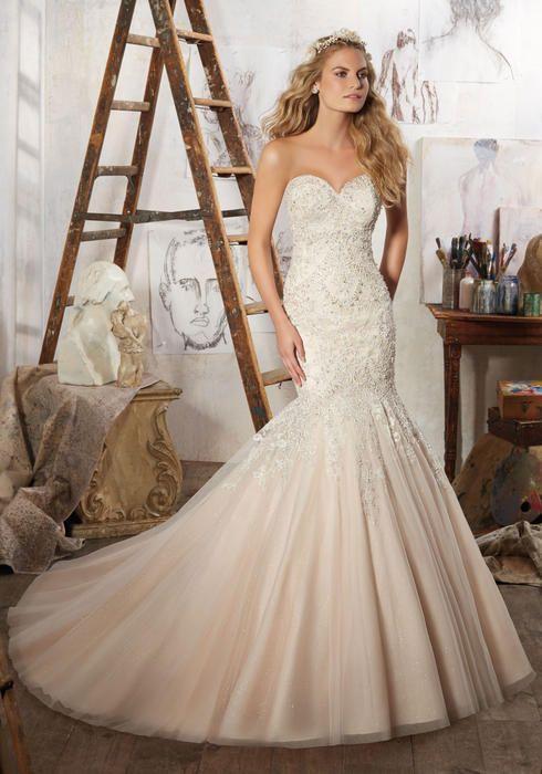 Mori Lee Bridal 8125 Morilee Bridal by Madeline Gardner Mockingbird ...