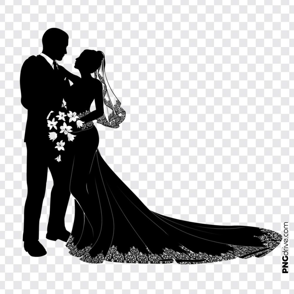 Pin By Ghassan Elfirha On Wedding Design Items Png Images Wedding Couples Bride Bride Groom