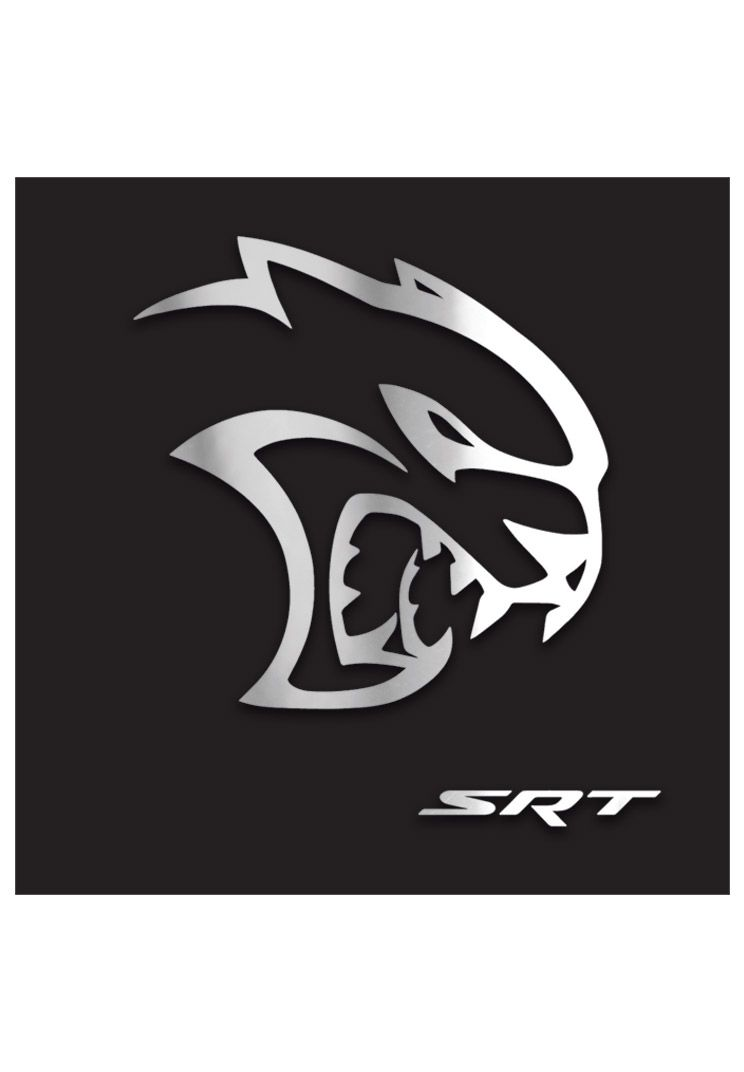 Dodge Life Product Srt Hellcat Decal Hellcat Pinterest