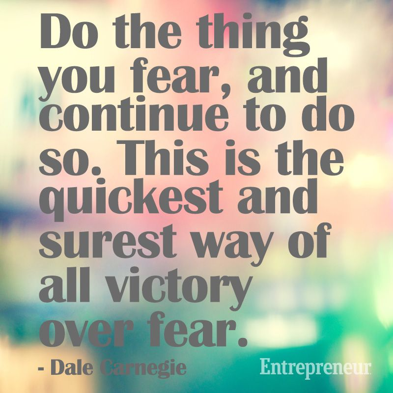 Famous Quotes About Fear: 5 Quotes To Help You Conquer Your Fears