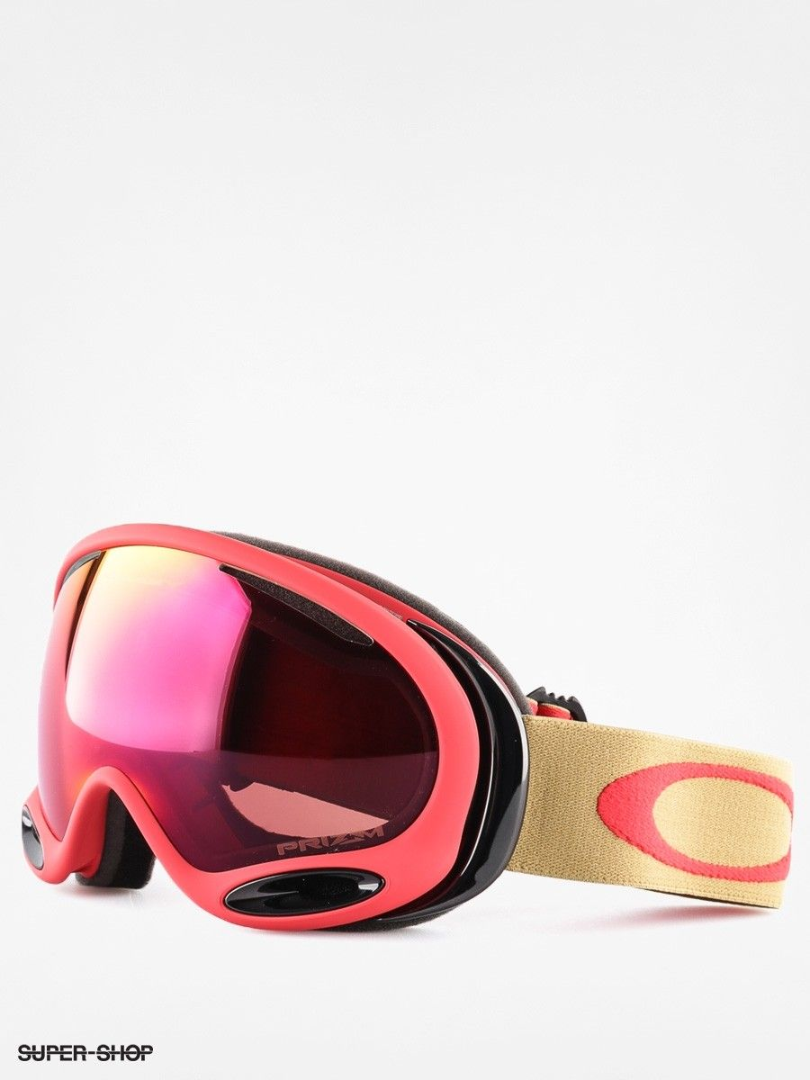 Oakley Goggle A-Frame 2.0 (copper red w/prizm torch) | snow ...