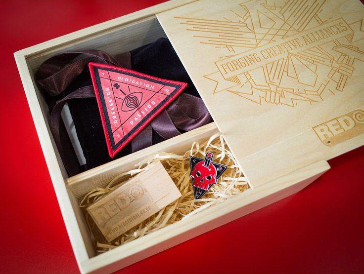 Red Central Promo Kit 2015