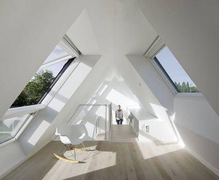 Dachboden Ausbauen Dachausbau Ideen Bauen De Spitzboden Dachboden Ausbauen Modellhaus