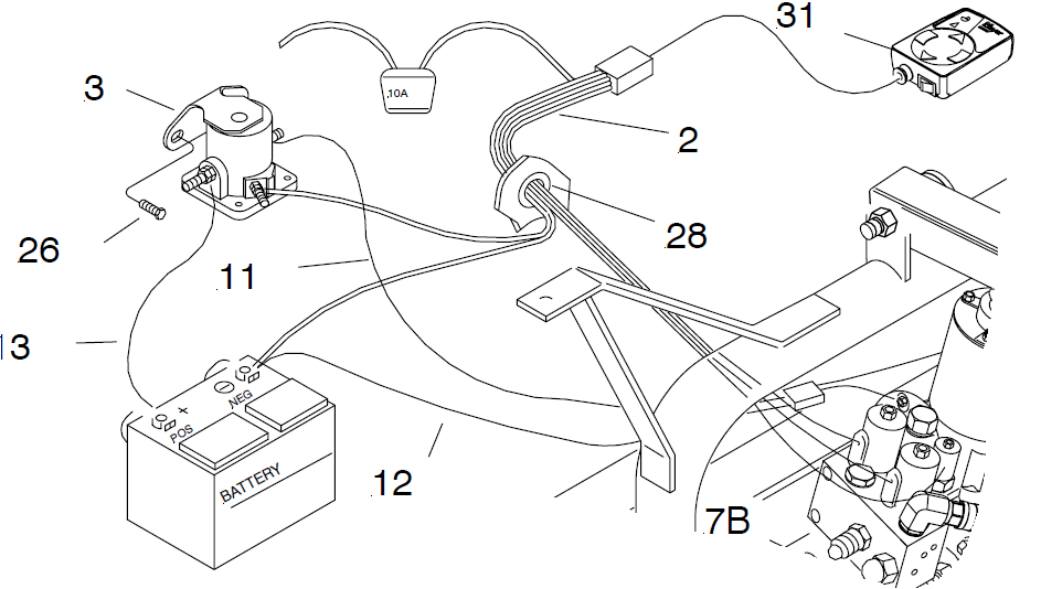 2920b2b5a81236b7aa27d7c96956cec7 meyer snow plow parts diagram meyer touchpad control harness meyer plow wiring diagram at gsmportal.co