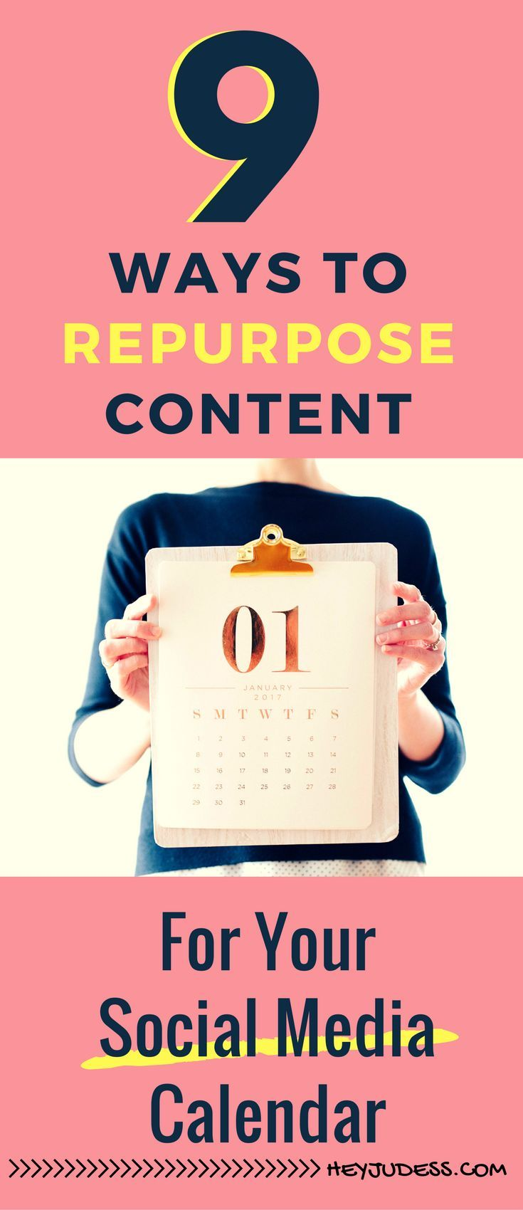 Ways To Repurpose Content For Social Media  Social Media