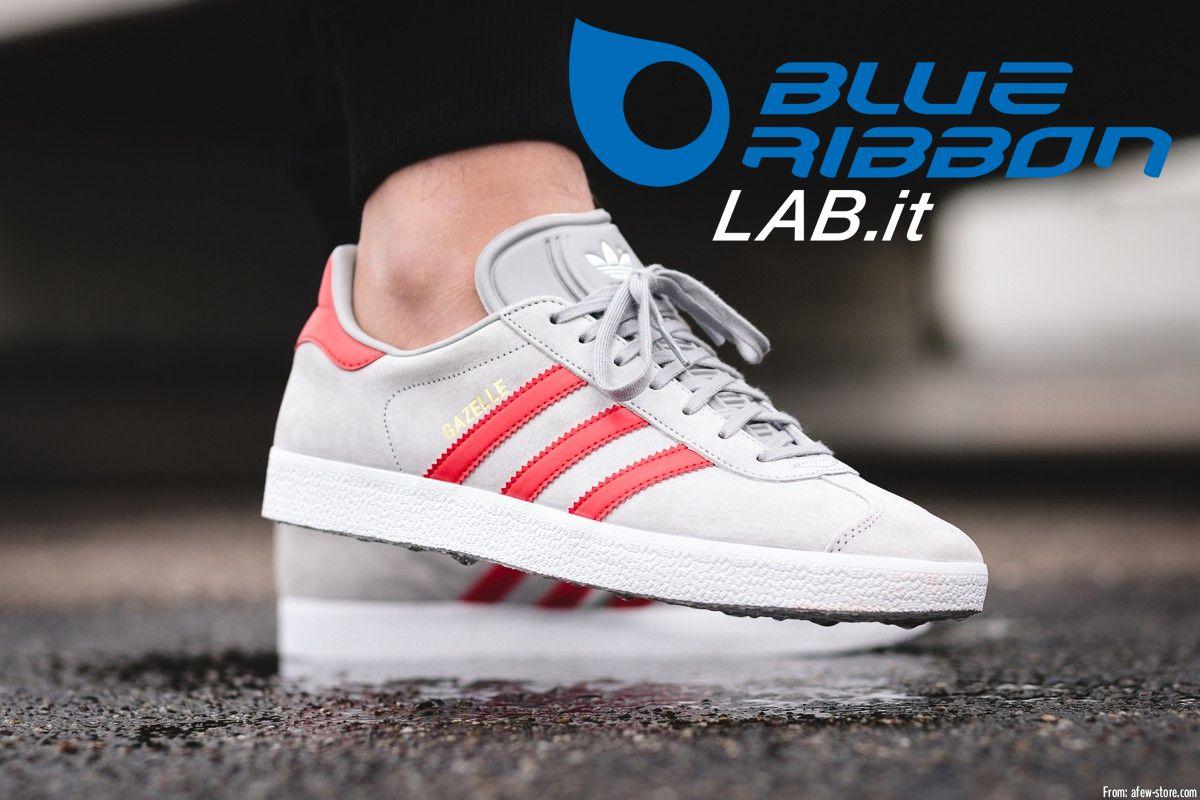 low priced da757 b136c Adidas Gazelle Adidas Gazelle Grey, Striped Shoes, Adidas Sneakers, Reebok, Adidas  Originals