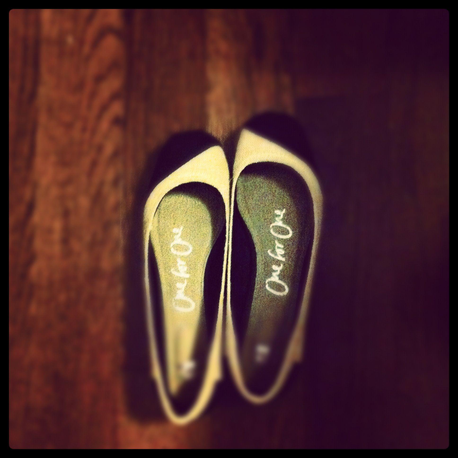 TOMS- ballet flats