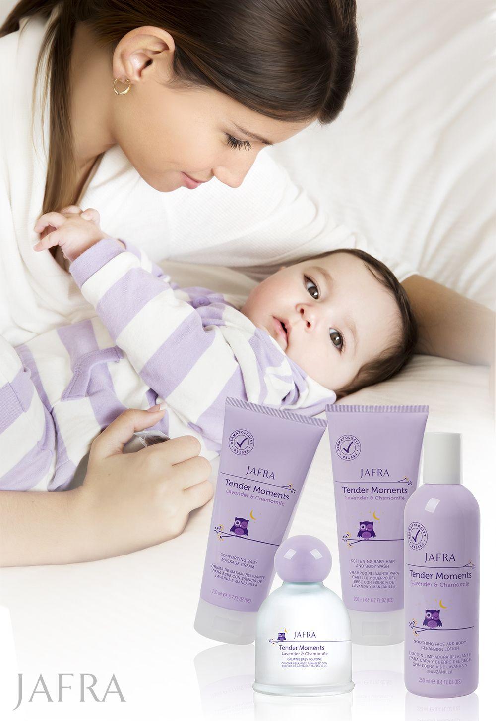 Baby Tendermoments Lavendar Chamomile Jafra Jafra