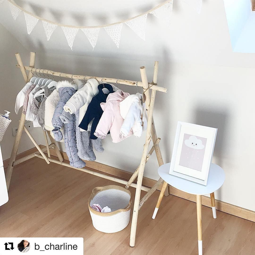 La Foir Fouille Lafoirfouille Officiel Pa Instagram Chez B Charline Bebe Aussi A Droit A Son Dressing Inspirations Baby Bedroom Home Decor Furniture