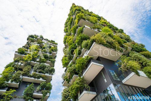 Skyscraper named Vertical Forest in Milan , #sponsored, #named, #Skyscraper, #Vertical, #Milan, #Forest #Ad