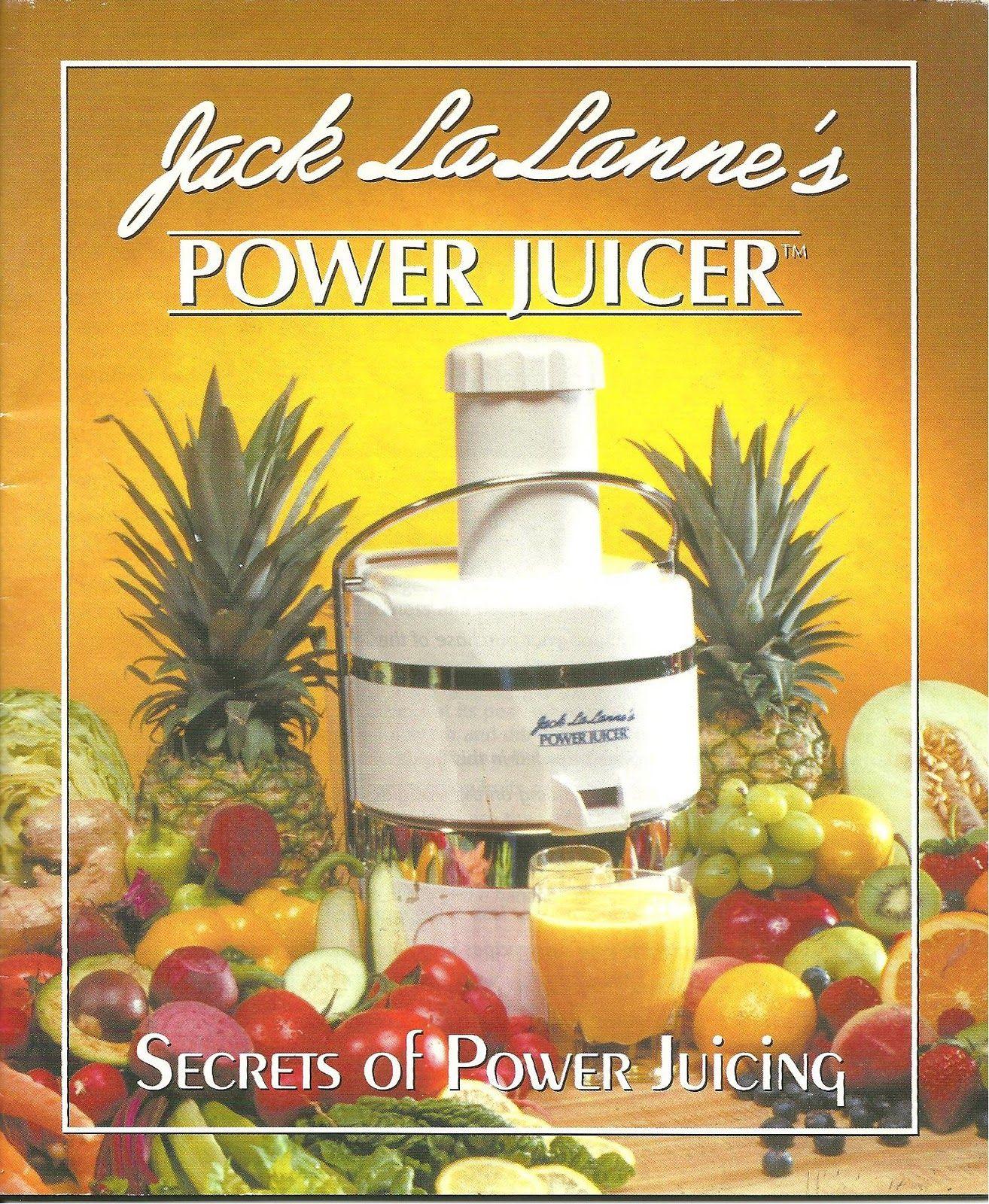 jack lalanne juicer sucks