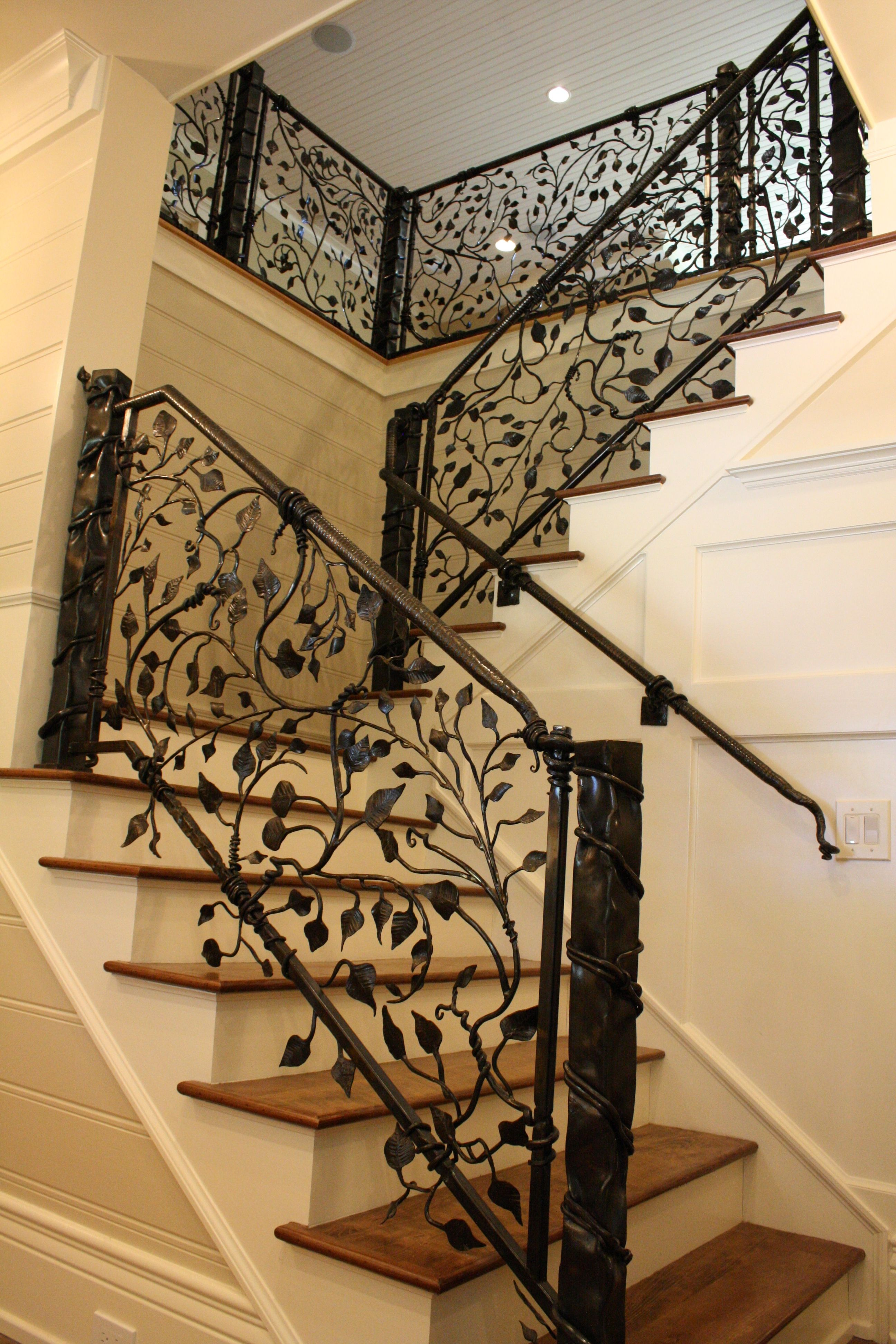 Best Custom Stair Railings All Hand Crafted And Installed By 400 x 300