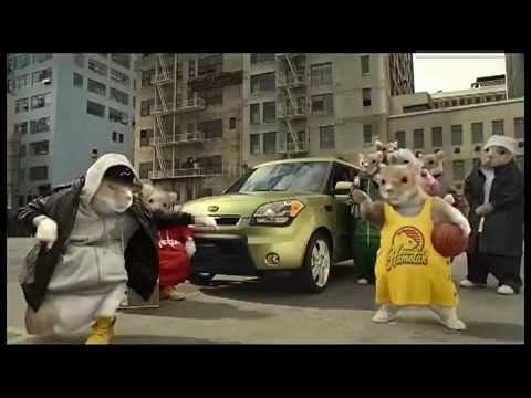 Kia Soul Commercial >> Hamsters Kia Soul Commercial Kia Soul Soul Family Dream Cars