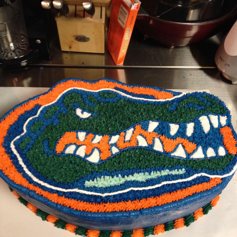 Florida Gators Cake