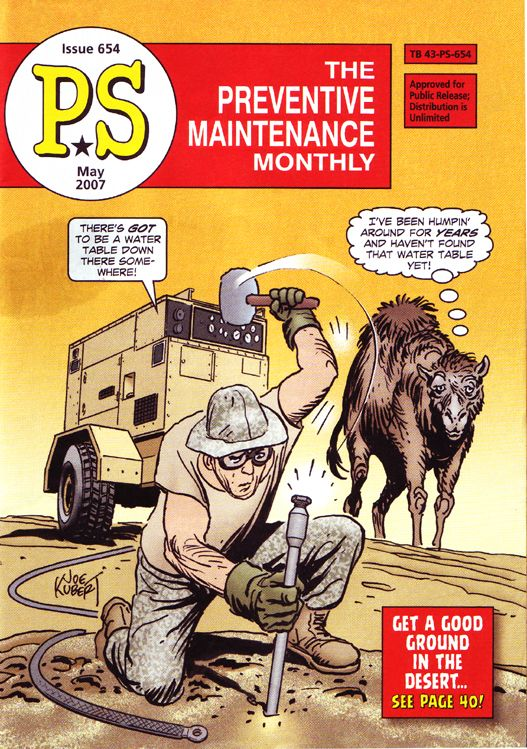 Don Burleson Blog: U S  Army comic book manuals! | Armed
