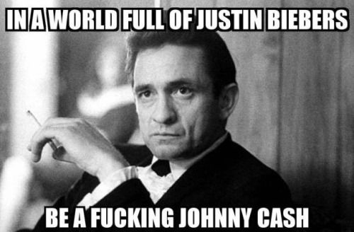 Dream Jerky Media Johnny Cash Country Music Funny