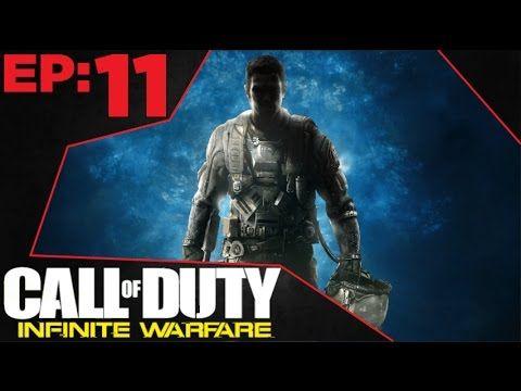 Call of Duty Infinite Warfare Walkthrough Gameplay Part 11 - Campaign