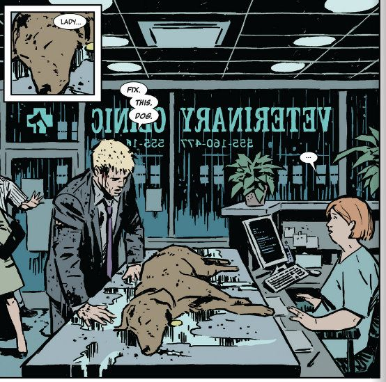 Clint BARTON (HAWKEYE) and Lucky (PIZZA DOG) by David AJA   PORTFOLIO: HAWKEYE   Hawkeye comic. National comic book day. Comics