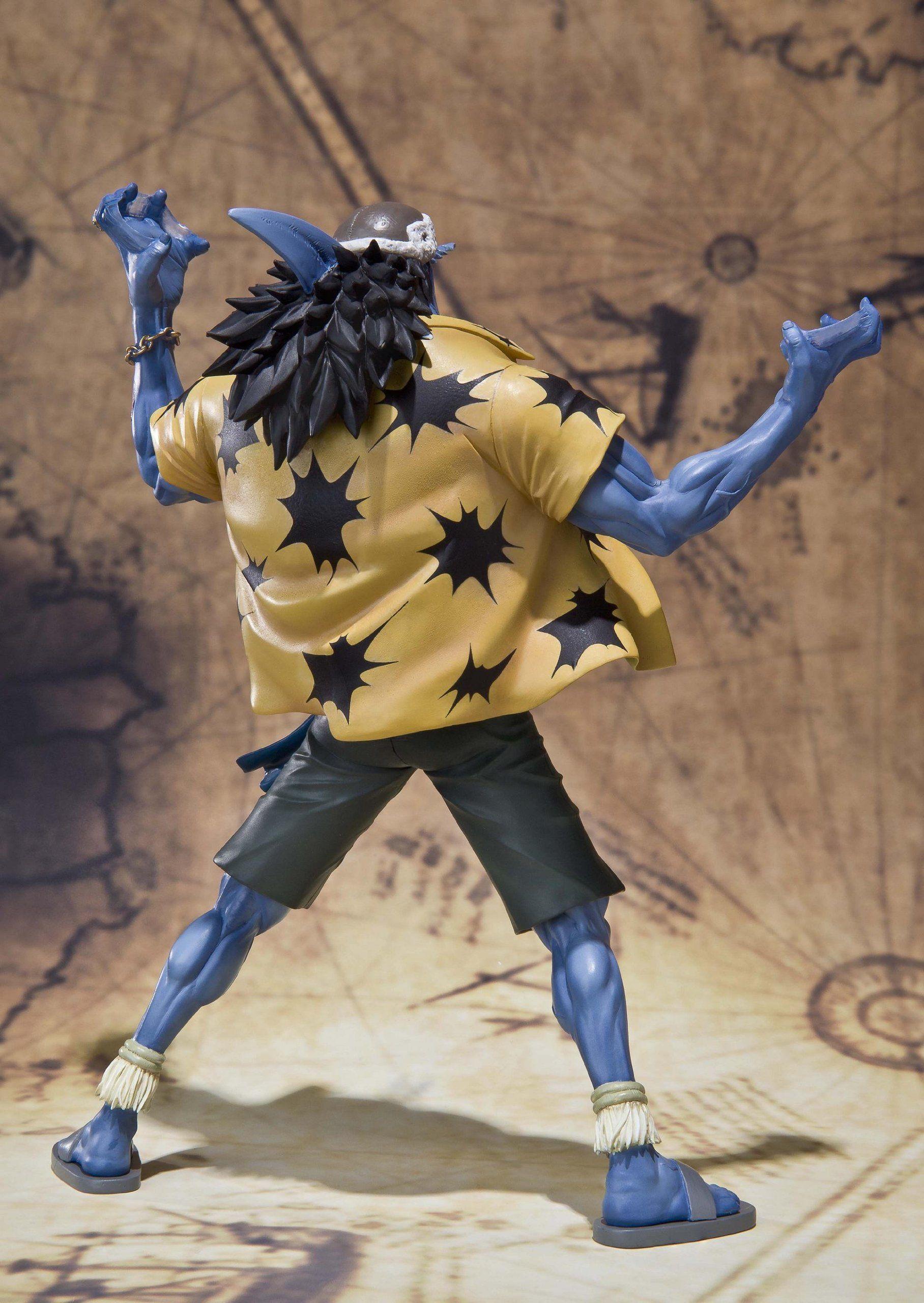 Bandai Tamashii Nations Arlong One Piece Figuarts Zero