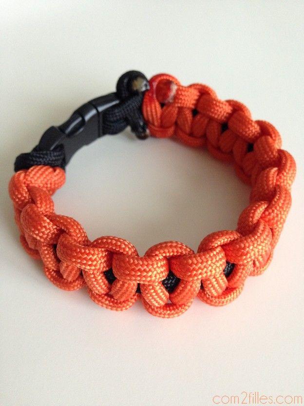bracelet macrame homme