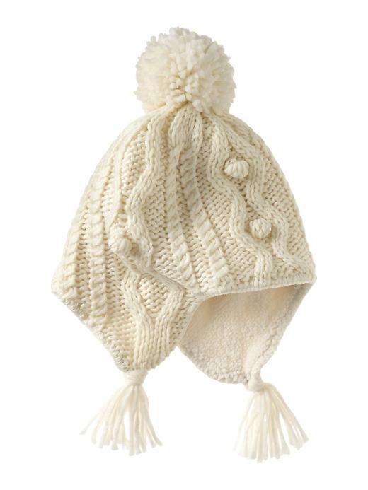 white hat   hat   Gorro tejido, Tejidos, Agujas