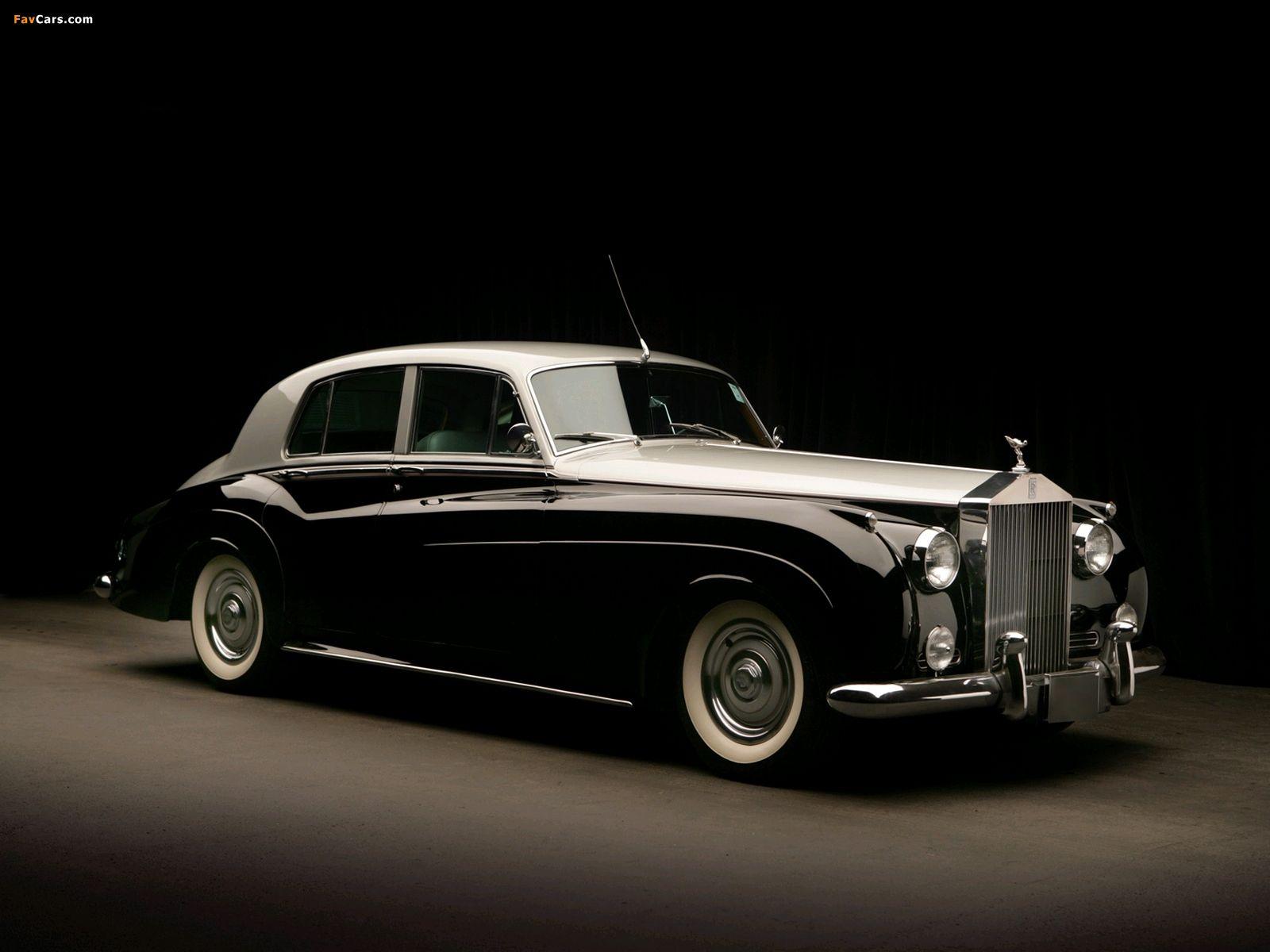 Rolls Royce Silver Cloud Rolls Royce Silver Cloud Rolls Royce