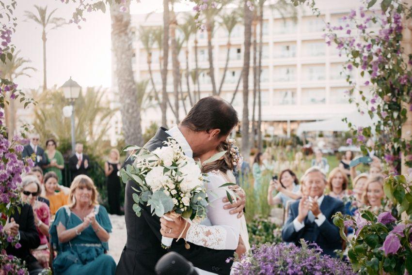 La boda de Patricia y Miguel. By Sara&Co