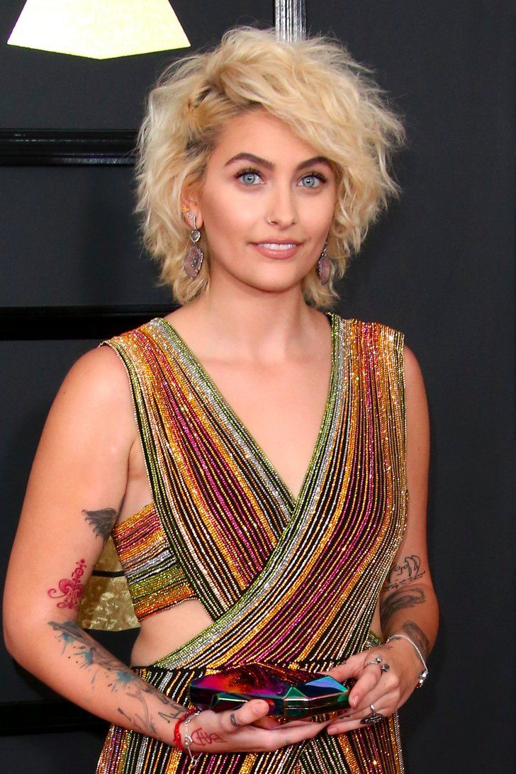 Paris Jackson Flaunts Her Armpit Hair, and the Internet Officially ...