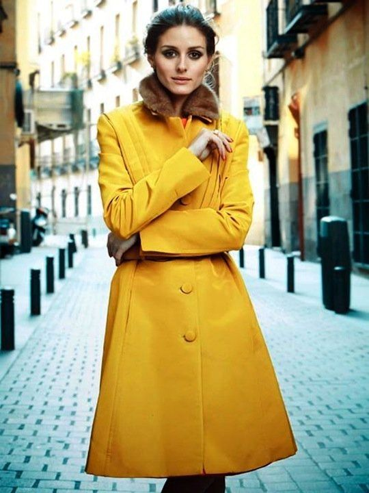 Olivia Palermo - Love it!