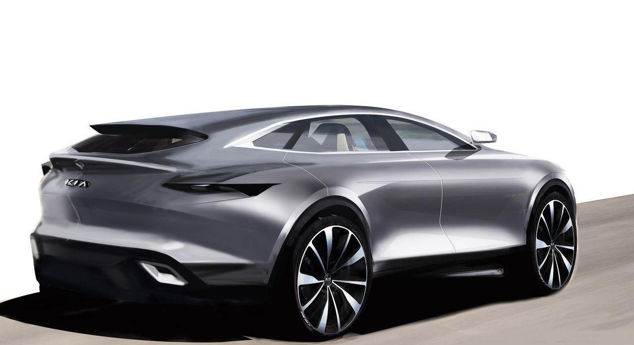 #Kia #XCeed 2020 #CarDesign #DesignSketch