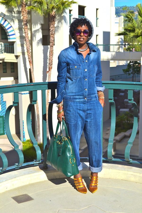 f470ac5907f2 JCrew Denim jumpsuit - must add to wardrobe