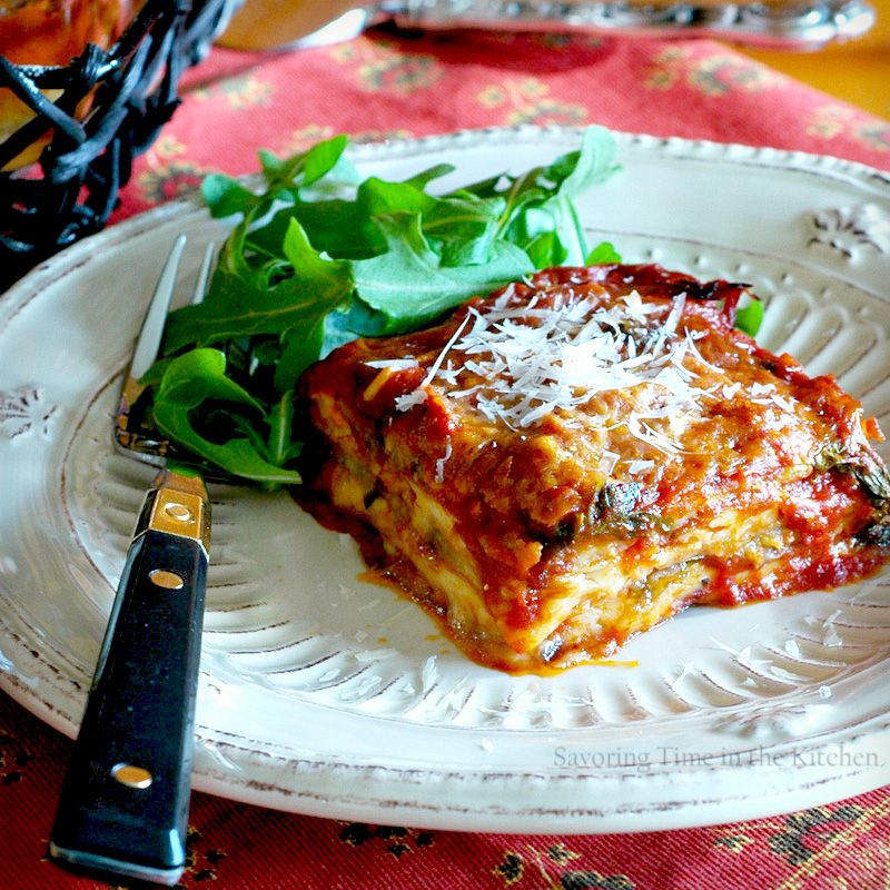 Savoring Time in the Kitchen: Eggplant Parmigiana of Mamma Agata