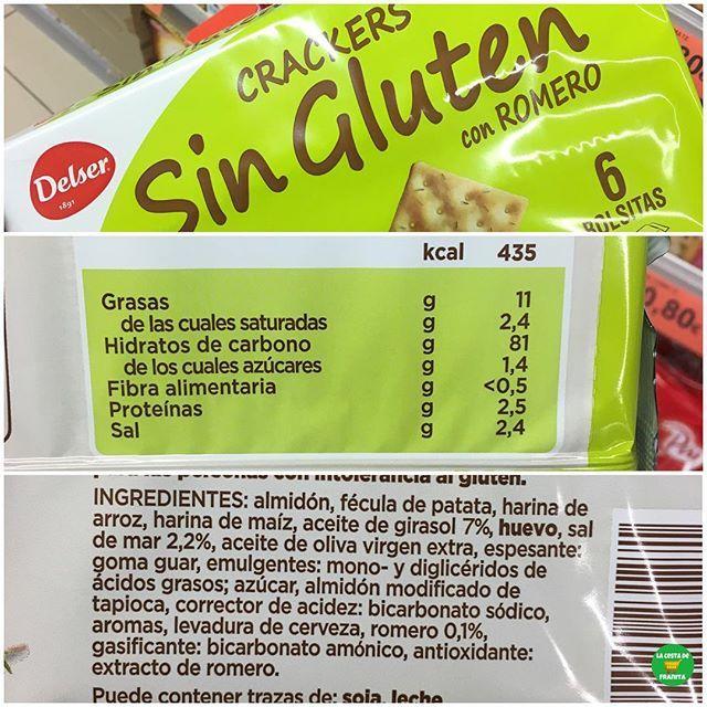 Crackers Sin Gluten Supermercado Mercadona P V P 1 50 Euros Healthy Franita Lacestadefrani Sin Gluten Alimentario Supermercado