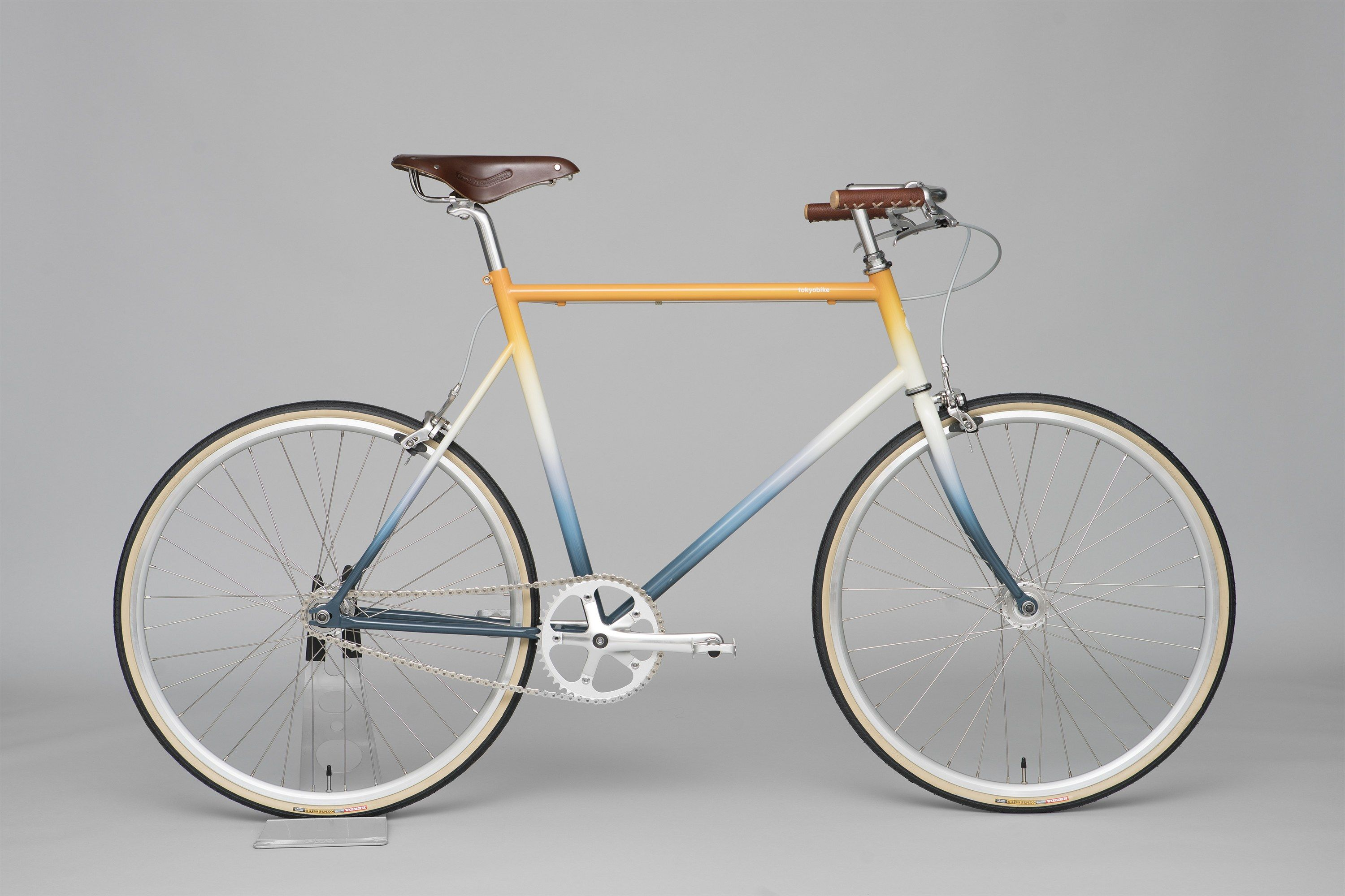 Tokyobike Launches Bikes By Calico Wallpaper Joe Doucet And
