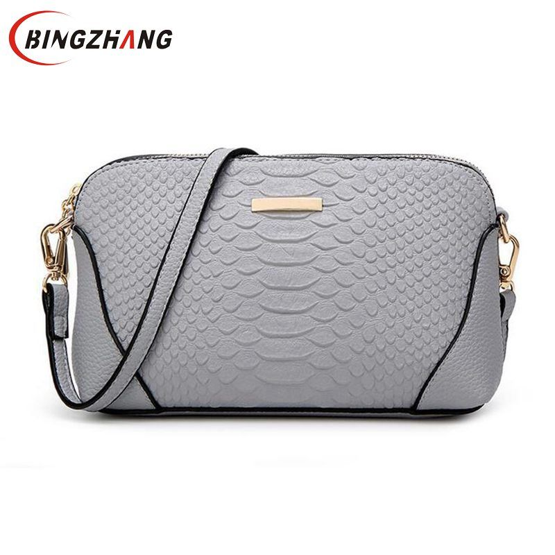 6e593cd70cf0 Brand Designers Retro Female Minimalist Crossbody Bag Crocodile Small Women Shoulder  Bag Women Messenger Bag L4