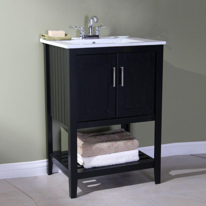 Legion Furniture Wlf6020 E 24 In Single Sink Bathroom Vanity At Atg S